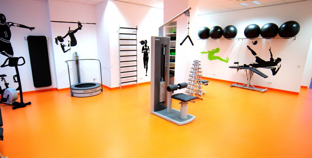 Therapieraum_Wuppertal_Trainingsraum